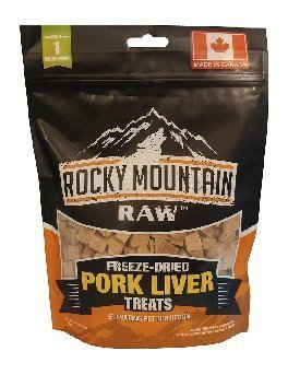 Pork Liver Freeze Dried