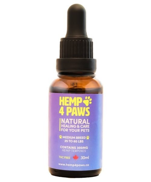 Hemp 4 Paws Medium