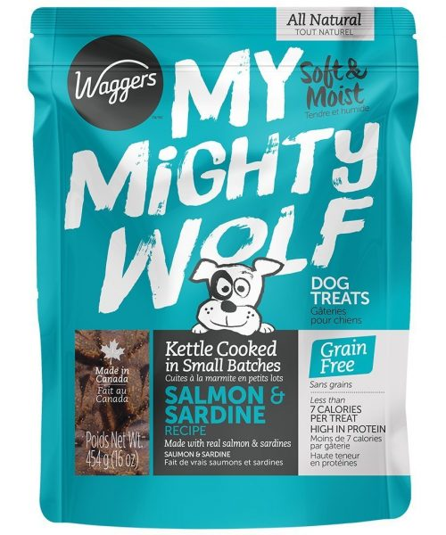My Mighty Wolf Salmon