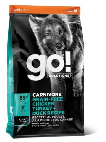 GO Carnivore dog food