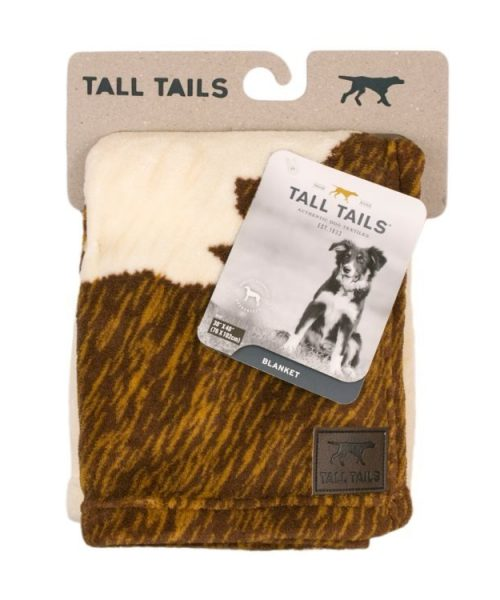Tall Tails Cowhide Print