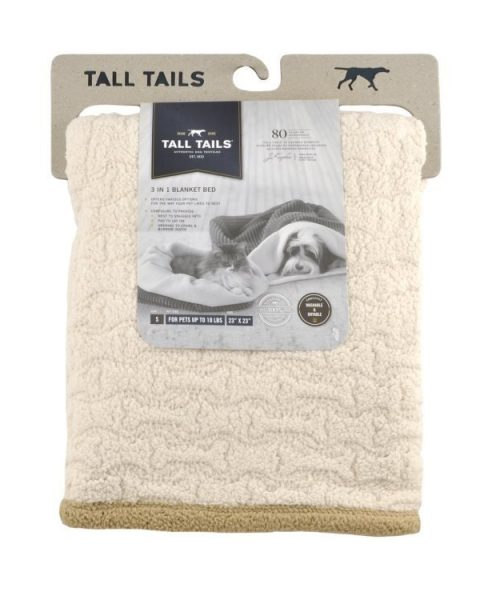 Tall Tails 3-IN-1 Sherpa