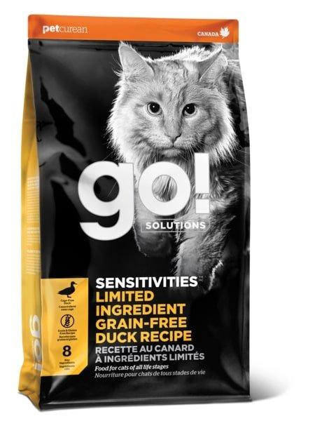 Go! Sensitivities - Duck Cat Food