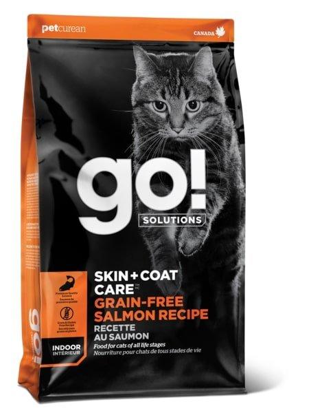 Go! Skin & Coat - Salmon Cat Food