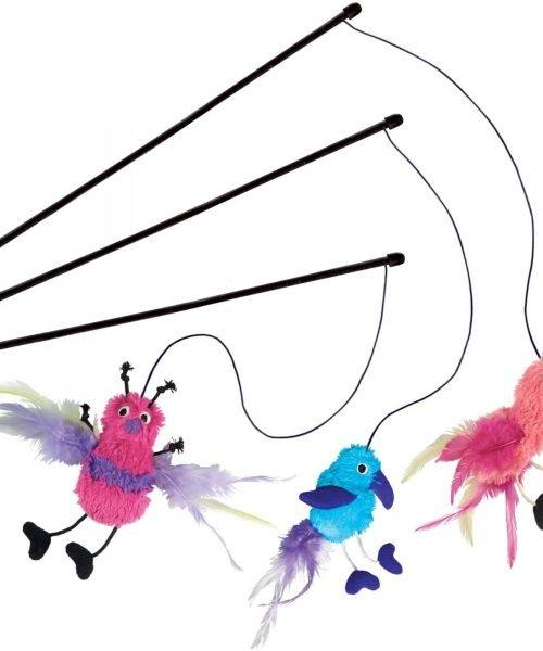 Feather Teaser Wand