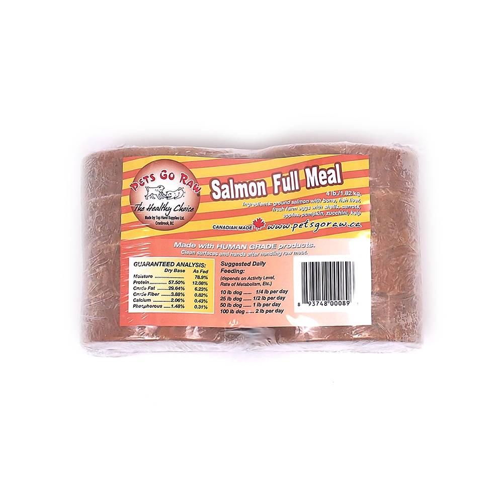 Salmon Full Meal