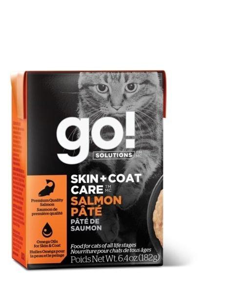 Go! Skin & Coat - Salmon Pate Cat Food