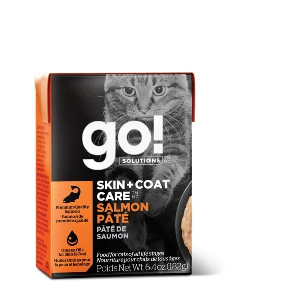 Go Solutions Cat Food - Salmon Pate