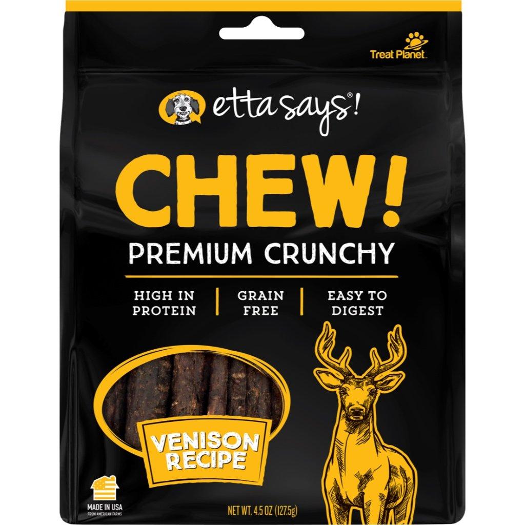 Chew! Premium Crunchy Venison