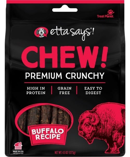 Chew! Premium Crunchy Buffalo