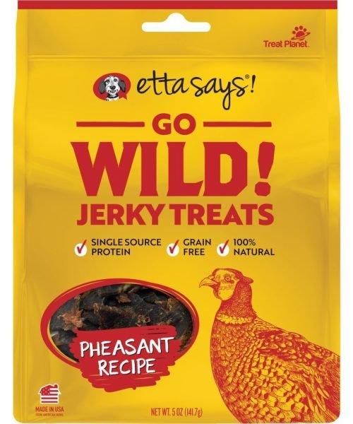 Go Wild! Jerky Pheasant