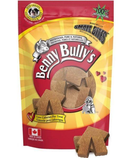 Benny Bully's Liver Chops Original Small Bite