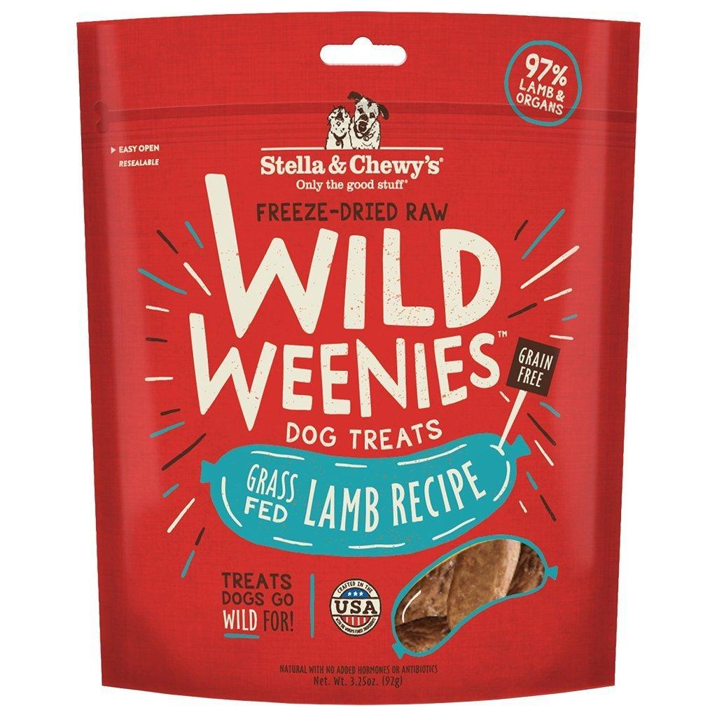 Wild Weenies GF Lamb
