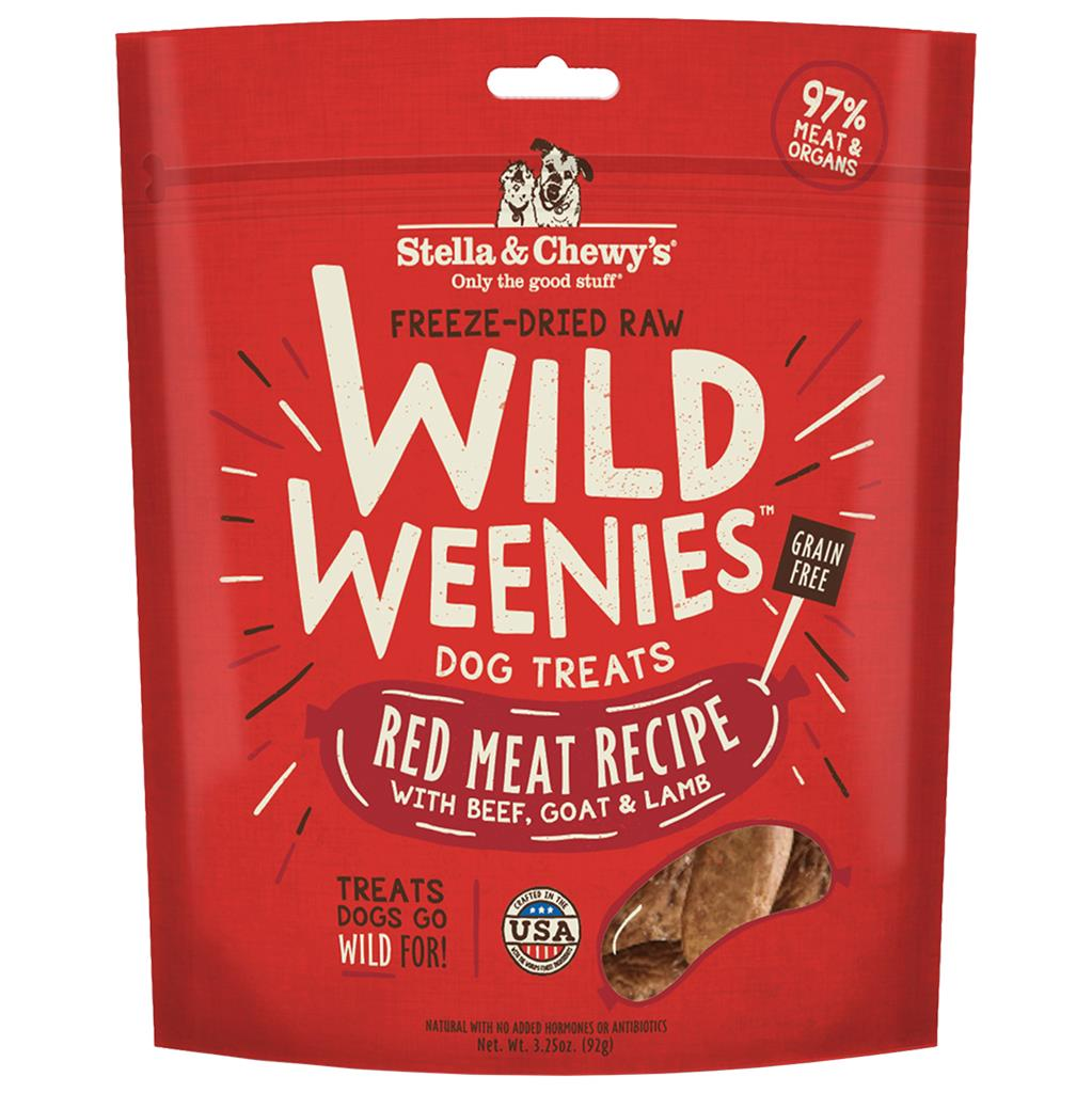 Wild Weenies Red Meat