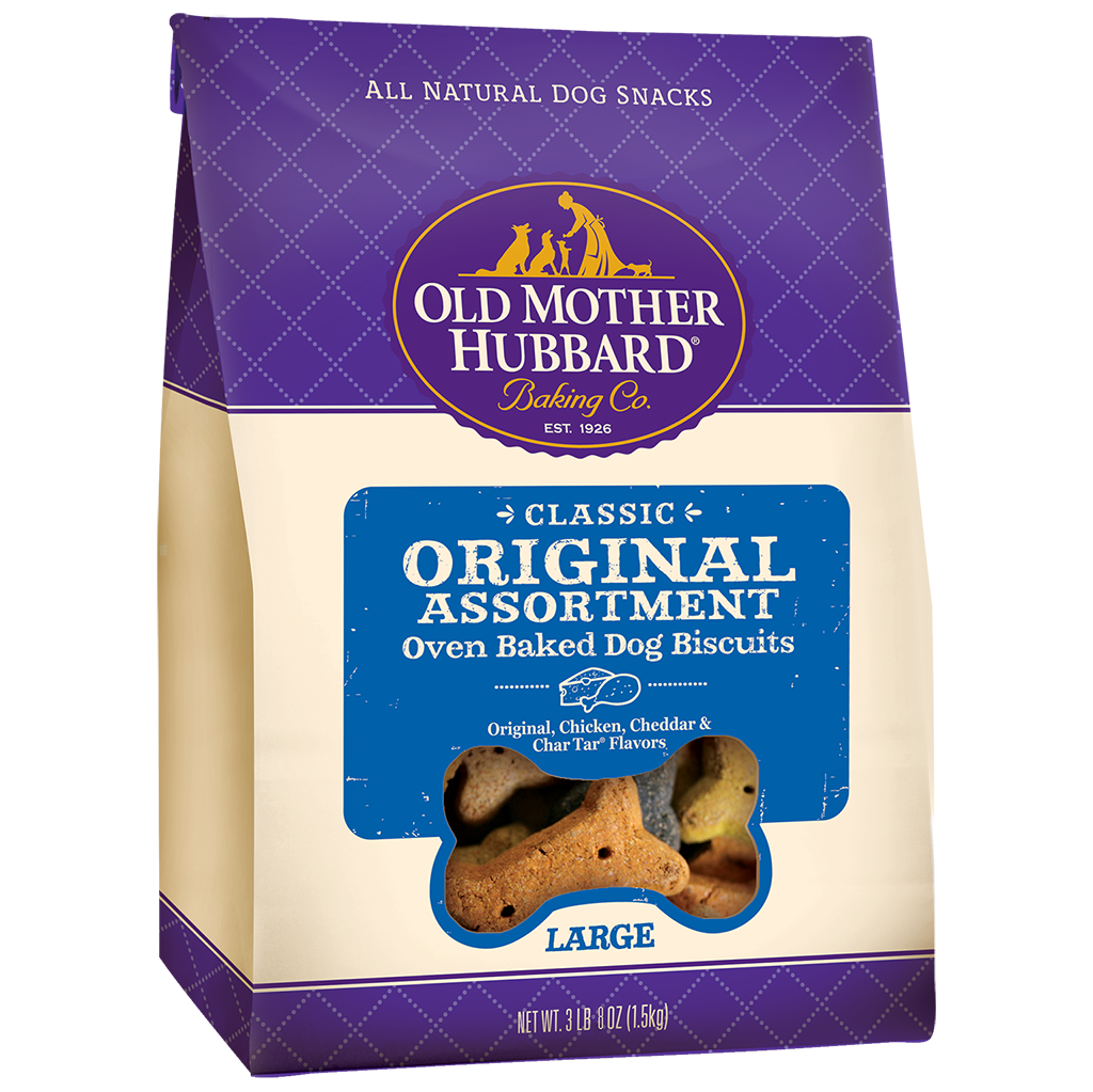 Classic Oven Baked Assorted