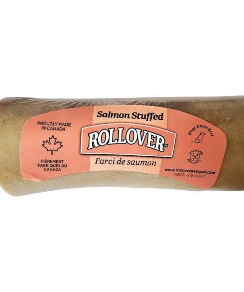 Salmon Stuffed Bone