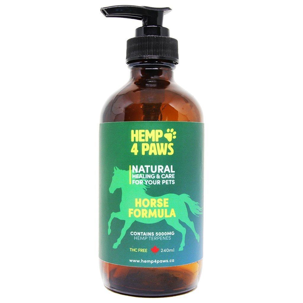 Hemp Seed Oil Horse