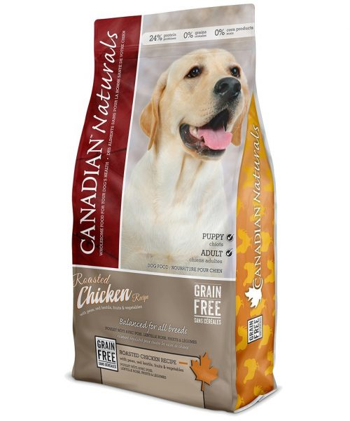 Canadian Naturals - Roasted Chicken 25LB