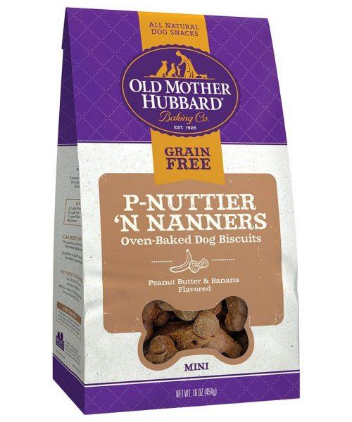 Grain Free P-Nuttier