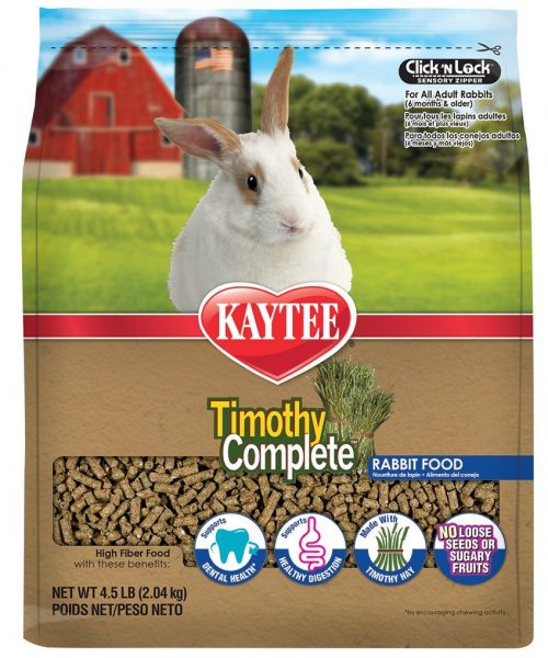 Rabbit Food & Supplies