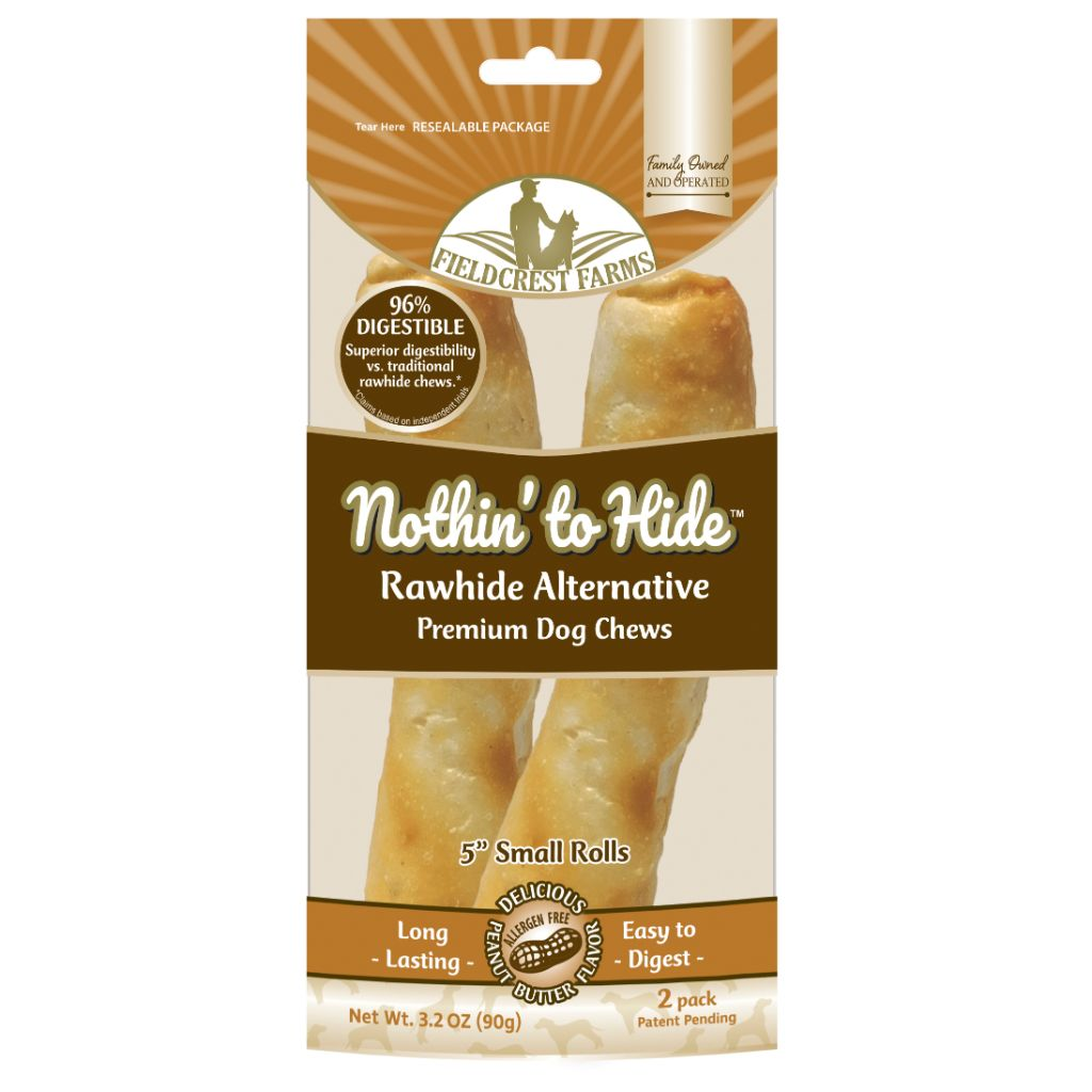 Nothin' to Hide Roll Peanut Butter Chews