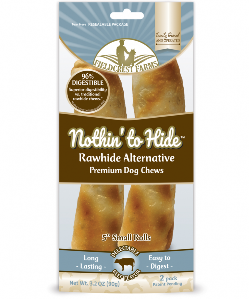 Nothin' to Hide Roll Beef Chews