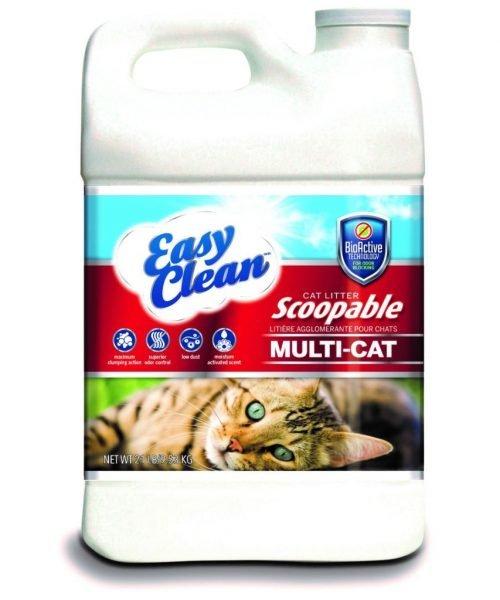 Easy Clean Scoop Litter