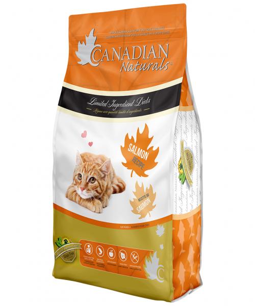 Canadian Naturals GF Salmon Cat Food