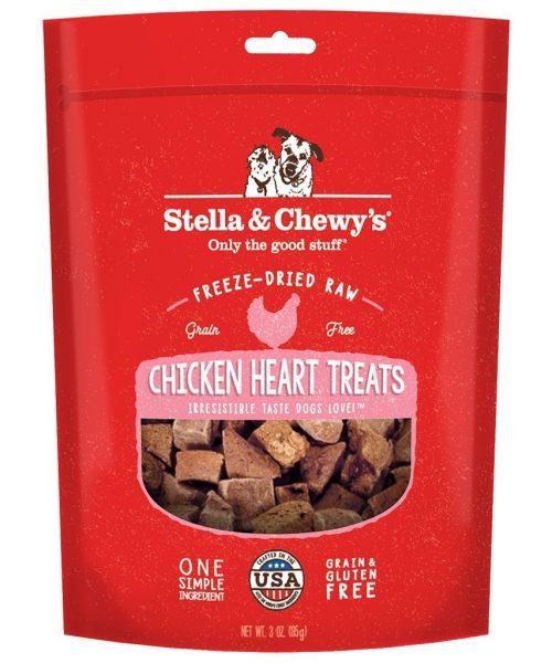 Stella & Chewy's Single Ingredient Chicken Hearts