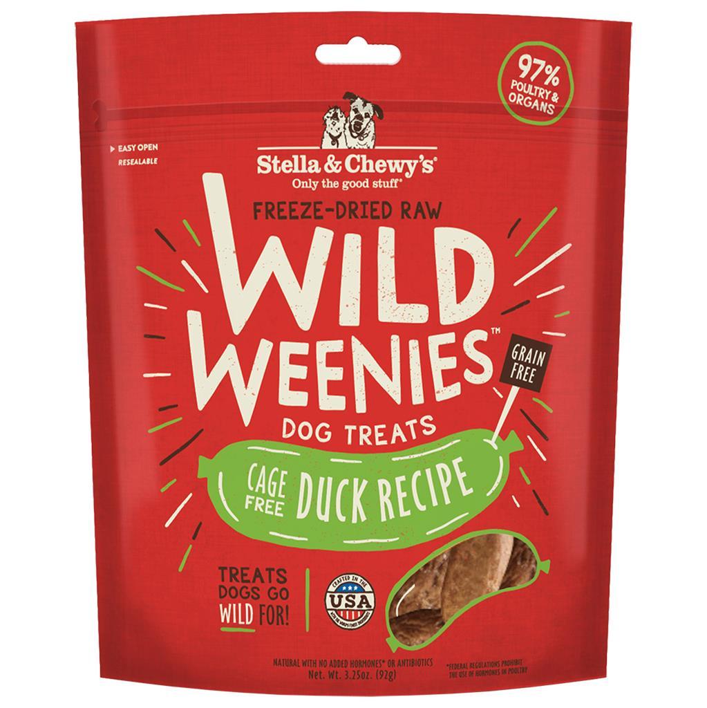 Stella & Chewy's Wild Weenies Cage Free Duck