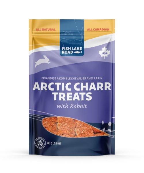Arctic Charr with Rabbits