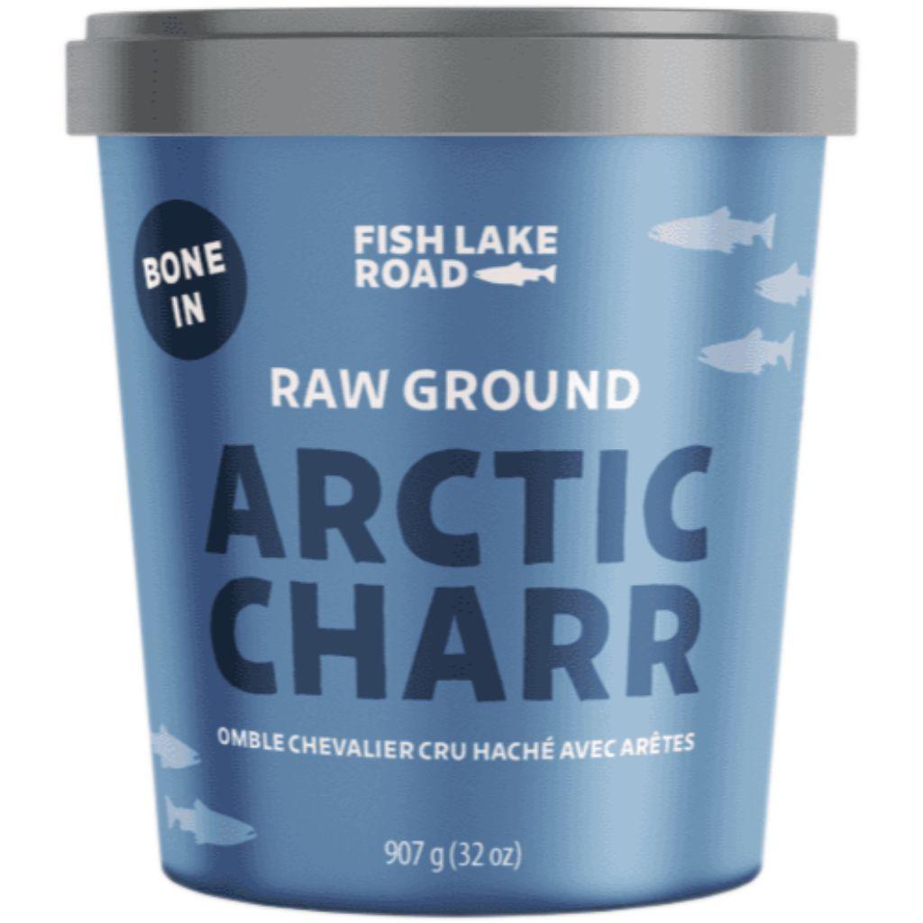 Raw Ground Arctic Charr