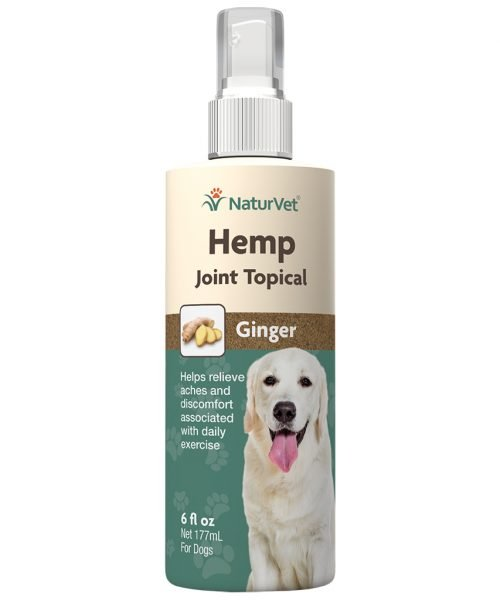 Hemp Joint Topical Spray