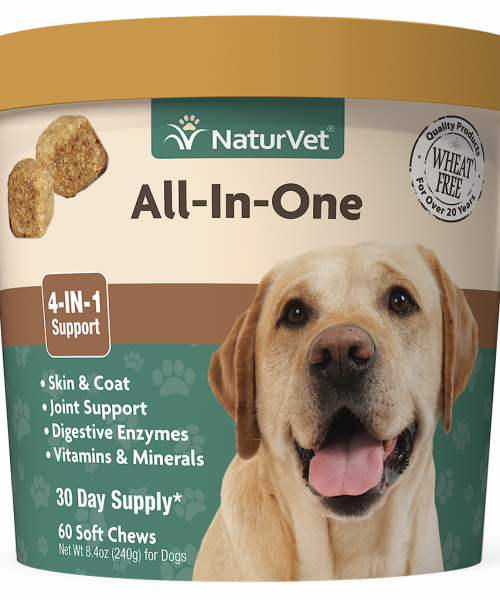 Soft Chew All In One 60CT