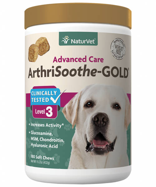 Soft Chew ArthriSoothe-GOLD 180CT