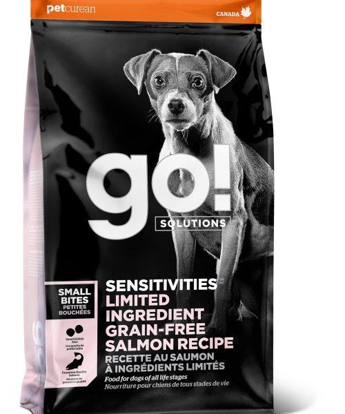 Dog Food Salmon Small Bites Recipe