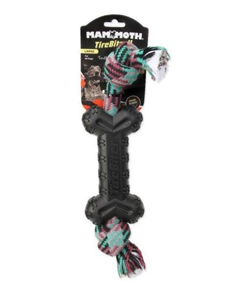 Mammoth Pet Products Tirebiter II Bone
