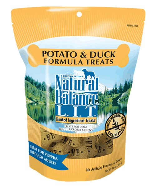 Natural Balance Duck & Potato