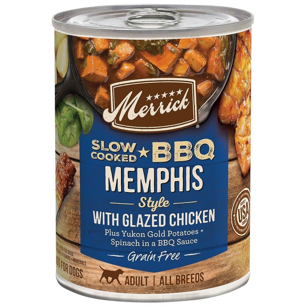 Merrick Slow-Cooked BBQ Memphis Style