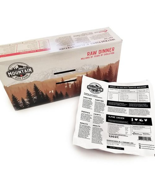 Mountain Dog Food - Alpine Chicken 6/2lb